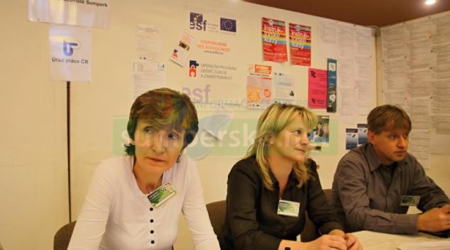 Úřad práce pomůže žákům základních škol na Šumpersku