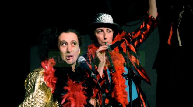 Simona Babčáková a Ester Kočičková v Zábřehu