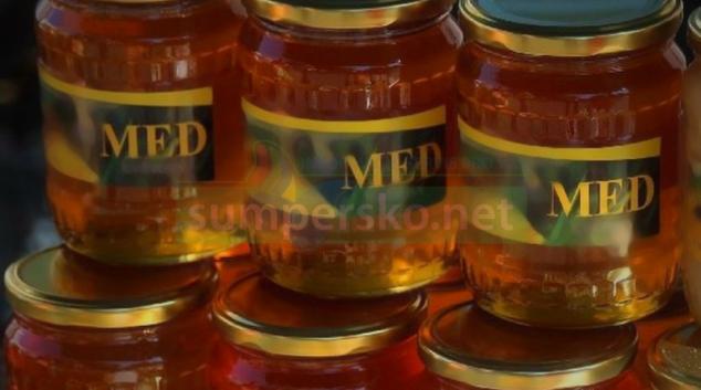 Antibiotika u dalších devatenácti šarží medů od jednoho výrobce