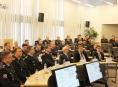 FOTO: Policejní prezident navštívil Olomoucký kraj a předal ocenění