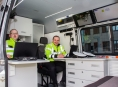 FOTO: Policie v kraji má novou pohyblivou kancelář