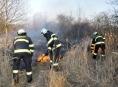 Jaro přináší riziko venkovních požárů