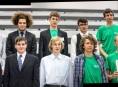 Student Pavel Turek z olomouckého gymnázia má našlápnuto uspět v Hongkongu