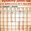 výluka na trati od 14. dubna do 3. října      zdroj: ČD