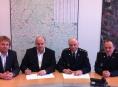 V Olomouckém kraji hasiči a zdravotničtí záchranáři prohlubují spolupráci