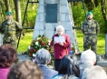 Město Šumperk si připomnělo 71. výročí konce druhé světové války