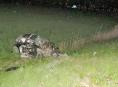 Opilá řidička, která bourala v pondělí v Šumperku druhý den opět havarovala