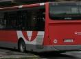 Sčítání cestujících v Zábřehu