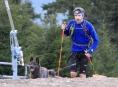 První letošní závod Horské výzvy ovládl dogtrekař Jiřík