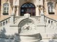 Historická budova radnice v Šumperku má opravené schodiště