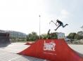 Šantovka otvírá veřejnosti Freestyle Park