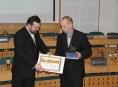 Šumperk získal 3. místo v soutěži Zlatý erb