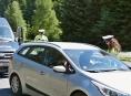 FOTO:Policisté ze dvou krajů zasahovali na Skřítku