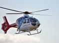 Na Jesenicku zasahovaly dva vrtulníky leteckých záchranných služeb