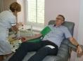 Místostarosta Spurný rozšířil seznam prvodárců krve