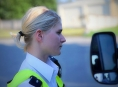 Opilý řidič v Bušíně ani nevěděl, že couvá