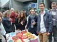 V Bruselu se mohou těšit na regionální produkty z Olomouckého kraje
