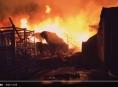 AKTUALIZOVÁNO!VIDEO:Devadesát hasičů v Olomouci likvidovalo hořící sklad textilu