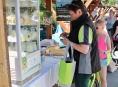 Farmářské trhy v Šumperku se konaly v první prázdninový den