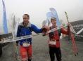 Jesenickou Horskou výzvu vyhrála dvojice Lisec - Kopal