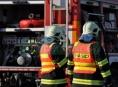 Požár zcela zničil dřevěnou konírnu v Bílé Vodě