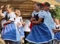 Program Mezinárodní folklorního festivalu