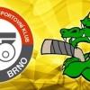 Technika Brno vs Šumperk                          zdroj: FB Draci