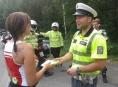 Dopravní a dálniční policie kontrolovala motorkáře