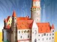 Kouzlo papírových modelů hradů a zámků