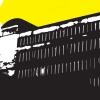 Dny architektry - hlavní festivalová základna v horním patře výškové budovy bývalého Prametu, dnes Kovexu      zdroj: R. Auer