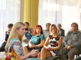 Zaměstnanci šumperské učňovky besedovali s ministryní školství