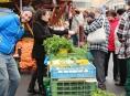 Letošní poslední Farmářské trhy v Šumperku