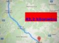 Opilý řidič s 3,41 promile ujel trasu z Bruntálu do Jeseníku