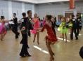 Taneční páry již potřetí soutěžily v Rapotíně