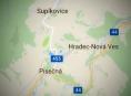 Policie upozorňuje na úplnou uzavírku silnice na Jesenicku