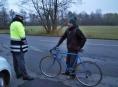 FOTO:Také na Šumpersku cyklisté riskují
