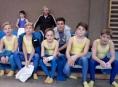 Šumperští sportovci na gymnastických závodech brali stříbro