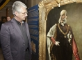 František Josef I. ve Vlastivědném muzeu Olomouc