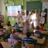 Mikuláš na V. ZŠ v Šumperku                zdroj foto: škola