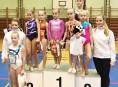 Gymnastickému klubu Šumperk se vydařilo vyvrcholení sezony