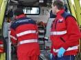 Zdravotníci v kraji čelili během víkendu také útokům opilých agresorů