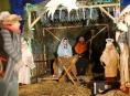 FOTO: Živý betlém v Sudkově dělá radost již deset let