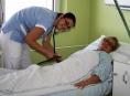 Několika milionovou investici si vyžádala rekonstrukce ortopedického oddělení nemocnice v Šumperku