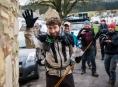 Šumperský ultraběžec Paloncý skončil druhý v závodě Spine Race v Anglii