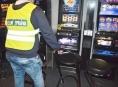 Celní správa zaútočila na nelegální hazardní herny