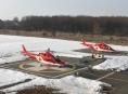 Zdravotničtí záchranáři během dvou měsíců evidují přes sto úrazů při zimních sportech