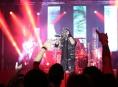 FOTO: Velkolepá show kapely Dymytry v Šumperku