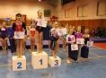 Šumperské gymnastky zahájily sezónu v Ostravě