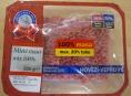 Salmonella v mletém vepřovém a hovězím mase z Polska