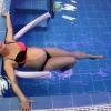 Rehabilitaci v novém bazénu ocení pacienti šumperské nemocnice     foto: D. Aberlová, NŠ